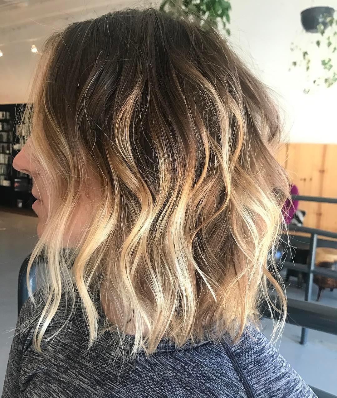 Haircut bob style for medium hair