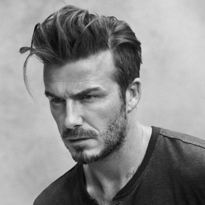 Modern Pompadour Men Hairstyles