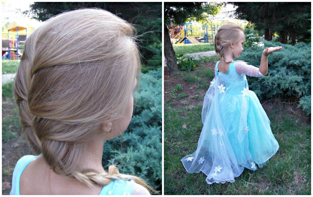The Elsa Braid Girls Hairstyles