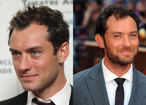 The Receder Men Hairstyles